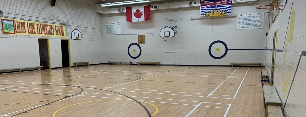 Logan Lake Elementary Gym